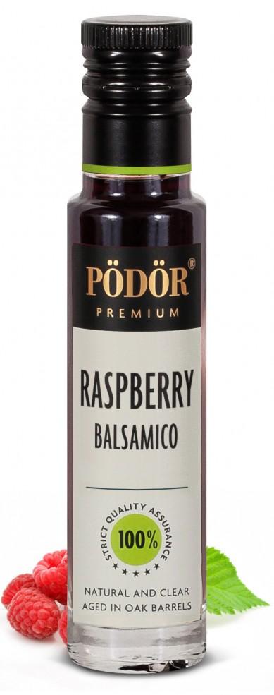 Raspberry balsamico