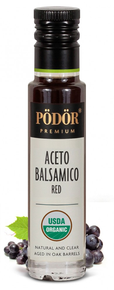 Aceto balsamico red, organic