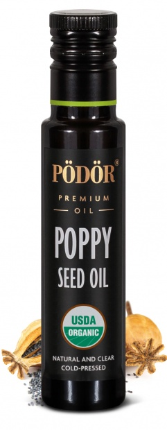 Organic poppy seed oil, cold-pressed_1
