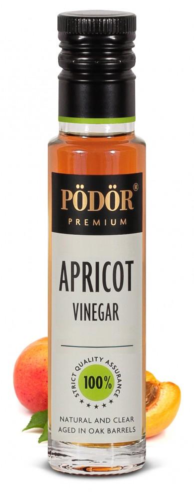 Apricot vinegar