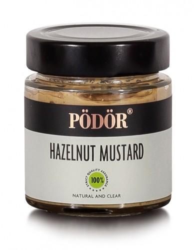 Hazelnut mustard