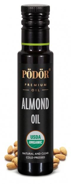 Organic almond oil, cold-pressed_1