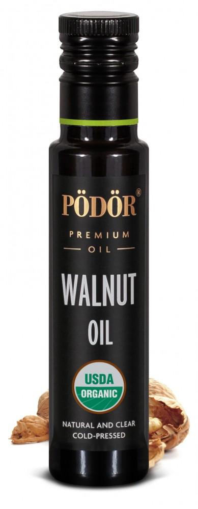 Walnut oil, organic