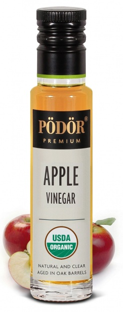 Organic apple vinegar_1