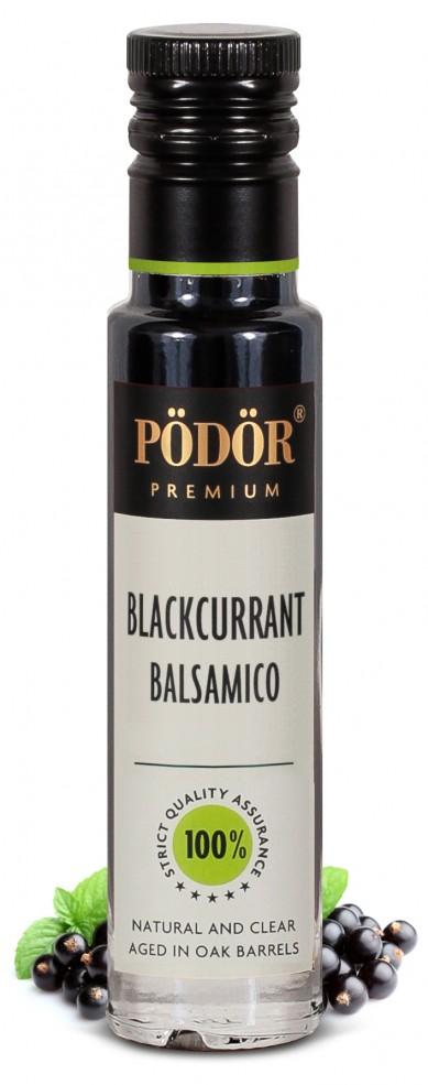 Blackcurrant balsamico