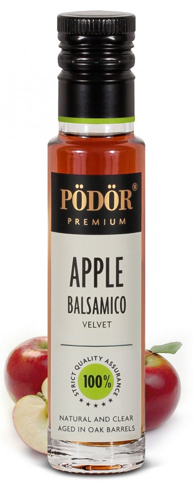 Apple balsamico velvet